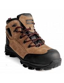 LUDRIO, bota S3 impermeable-GodryTex® en nobuck 36-47