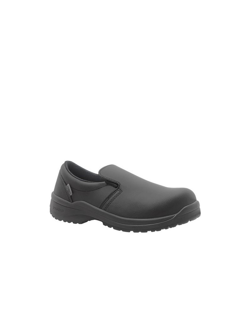 Zapato ZAGROS S2 NEGRO SY HIDROGRIP ELASTICO